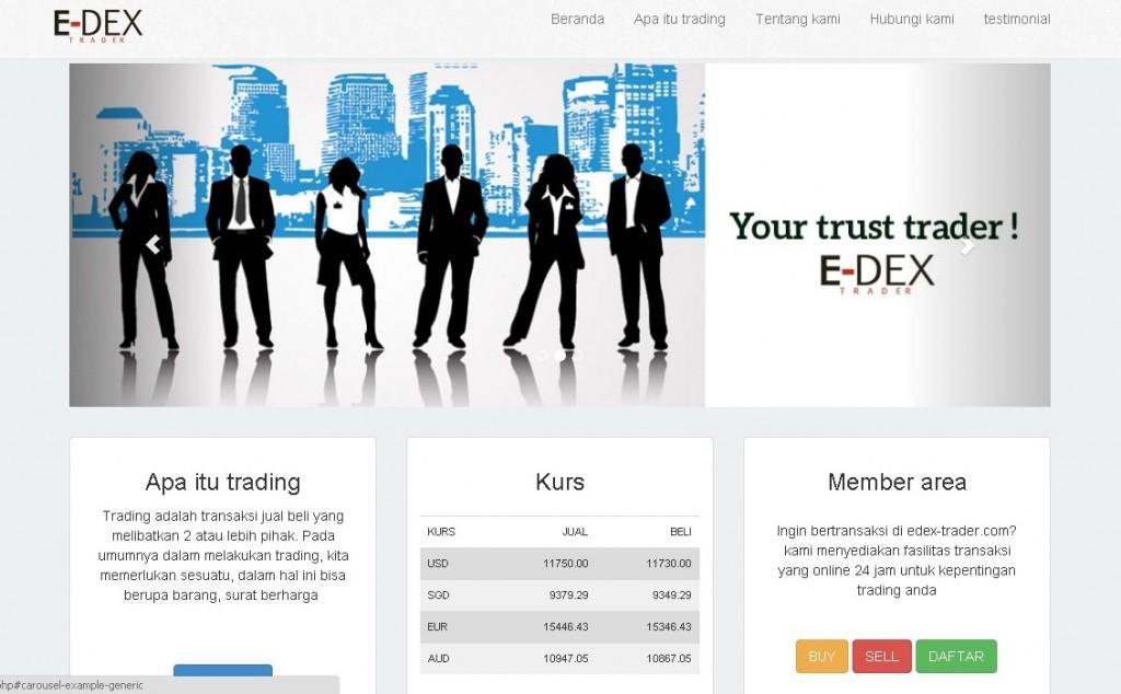 edex-trader